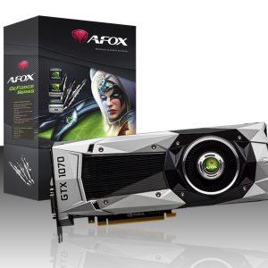 GeForce GTX1070 front
